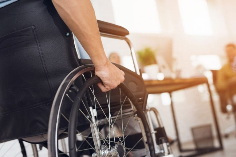 SB 1186 California Disability Law ADA Talkov Law