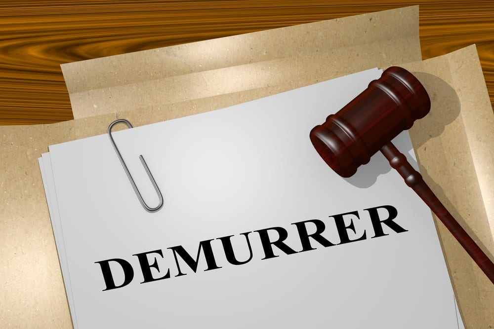 SB 383 Limits Demurrers in California Talkov Law