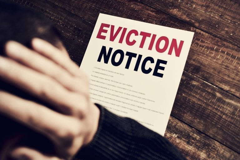 Eviction Notice Landlord Tenant Unlawful Detainer Law