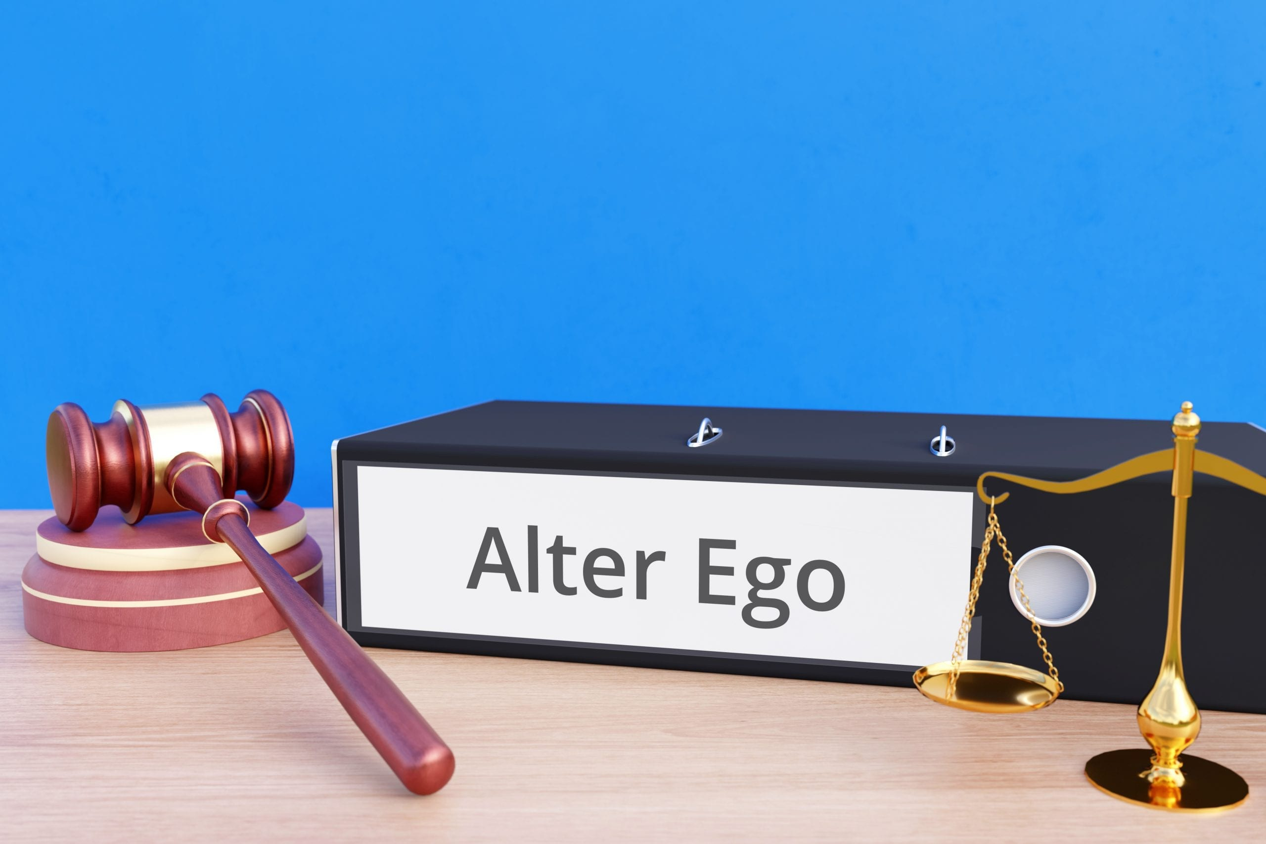 Alter-Ego California Law Piercing Corporate Veil Attorney