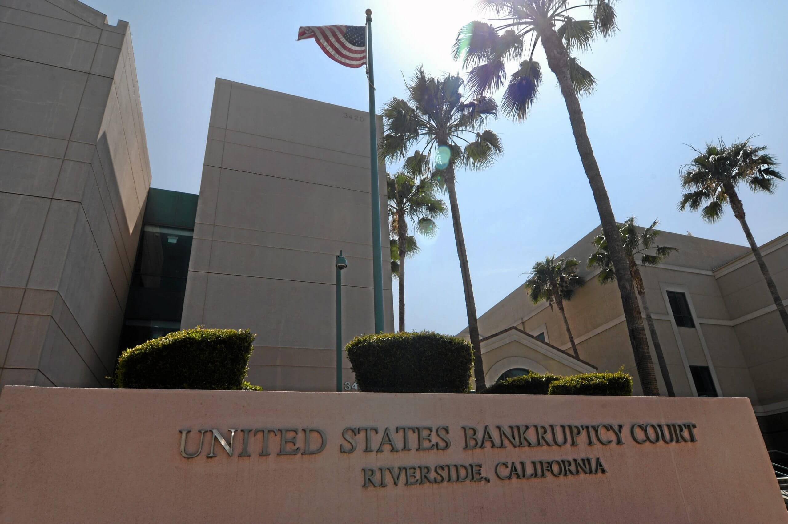 Riverside Bankruptcy Attorney Court