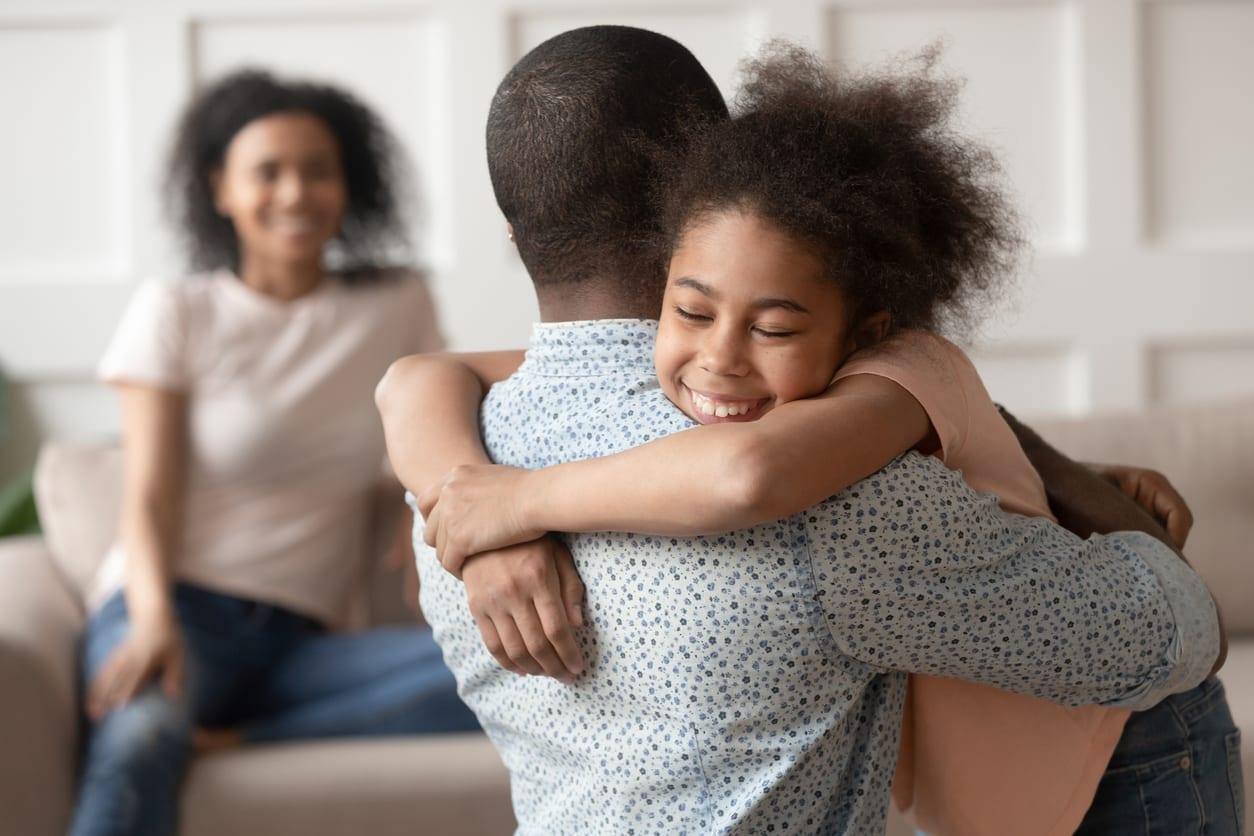 best interest of the child standard california child custody