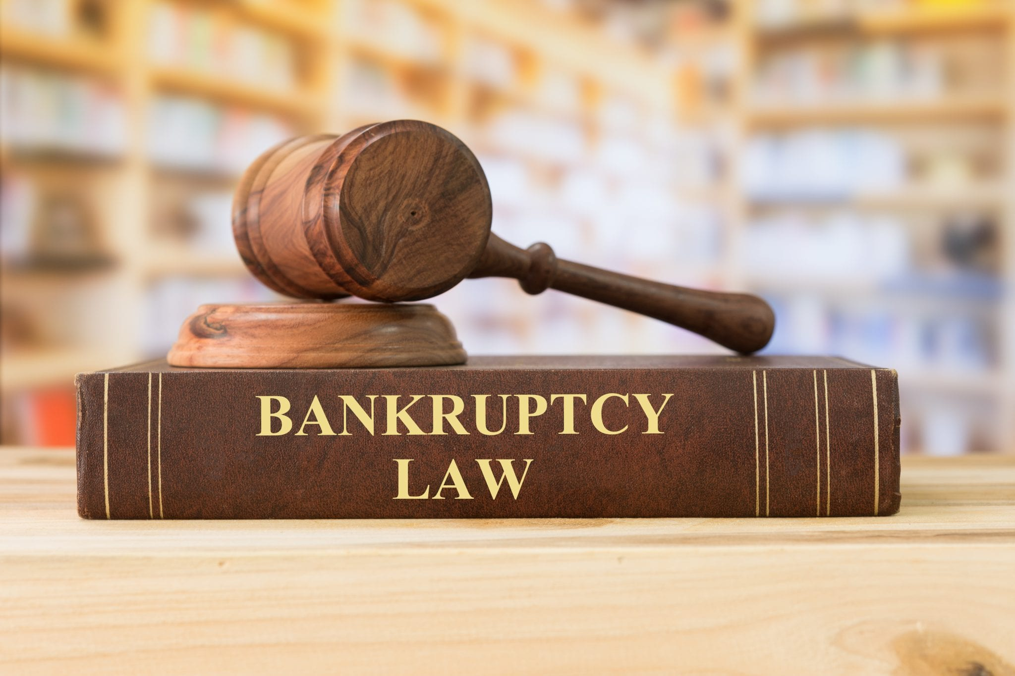 Bankruptcy Creditor Attorney Lawyer California Riverside