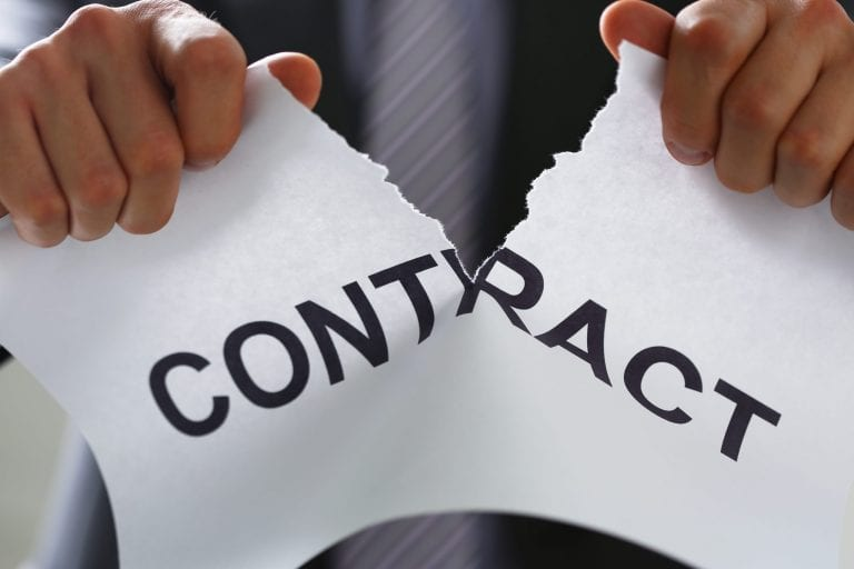 Breach of Contract Attorney California Riverside
