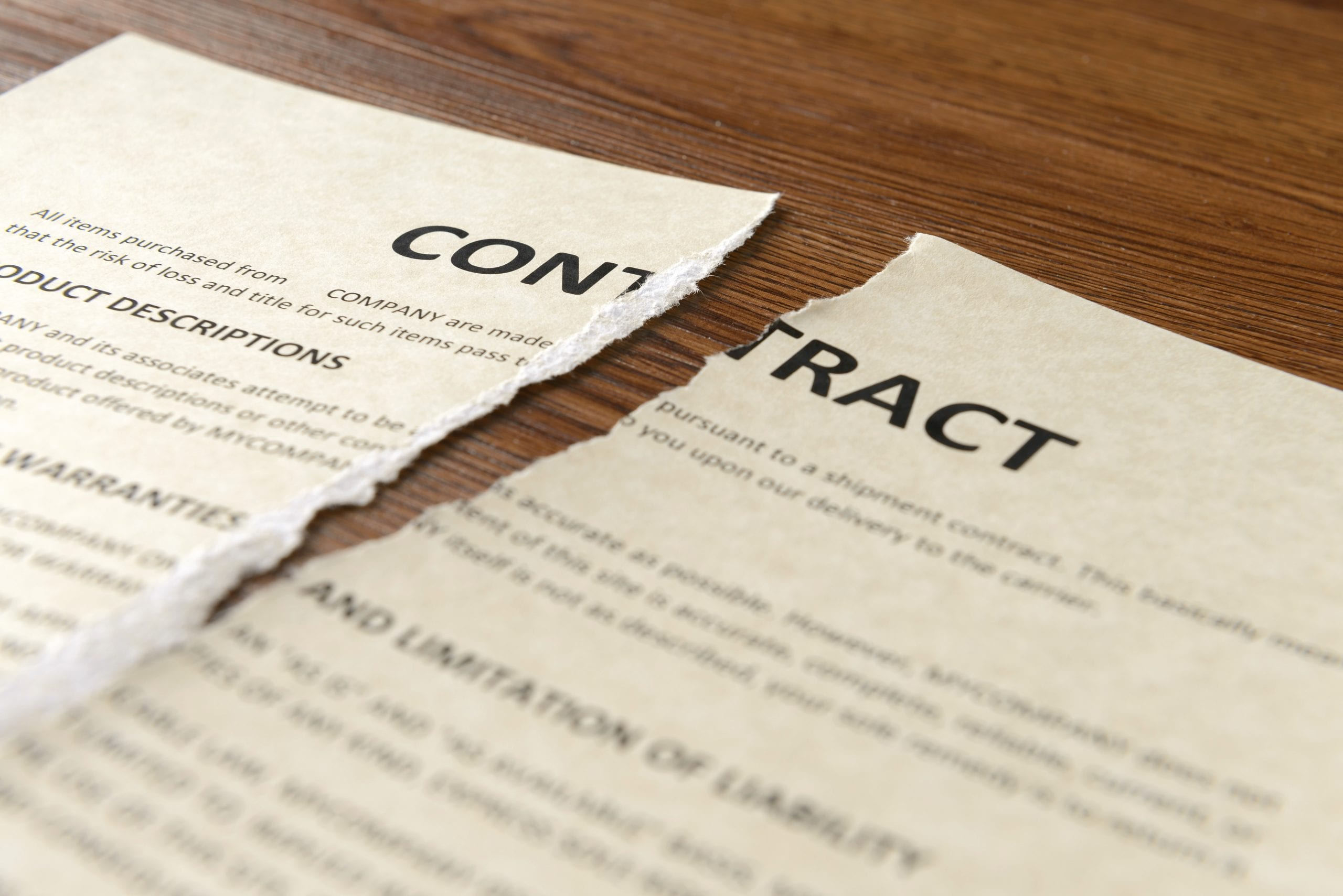 Contract-Termination-Complaint-Due-to-Coronavirus-Pandemic-free-template-scaled