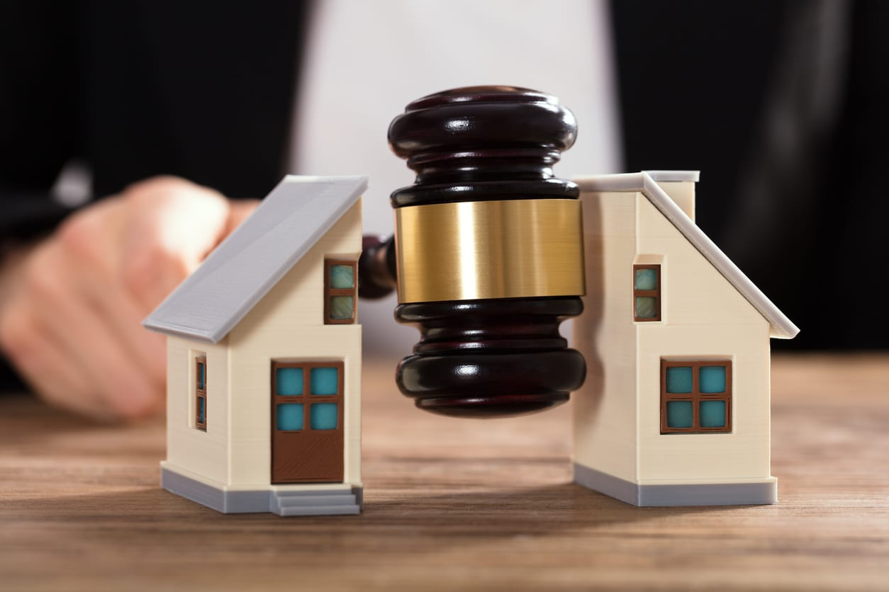 Partition Attorney Lawyer California Riverside Inland Empire Law