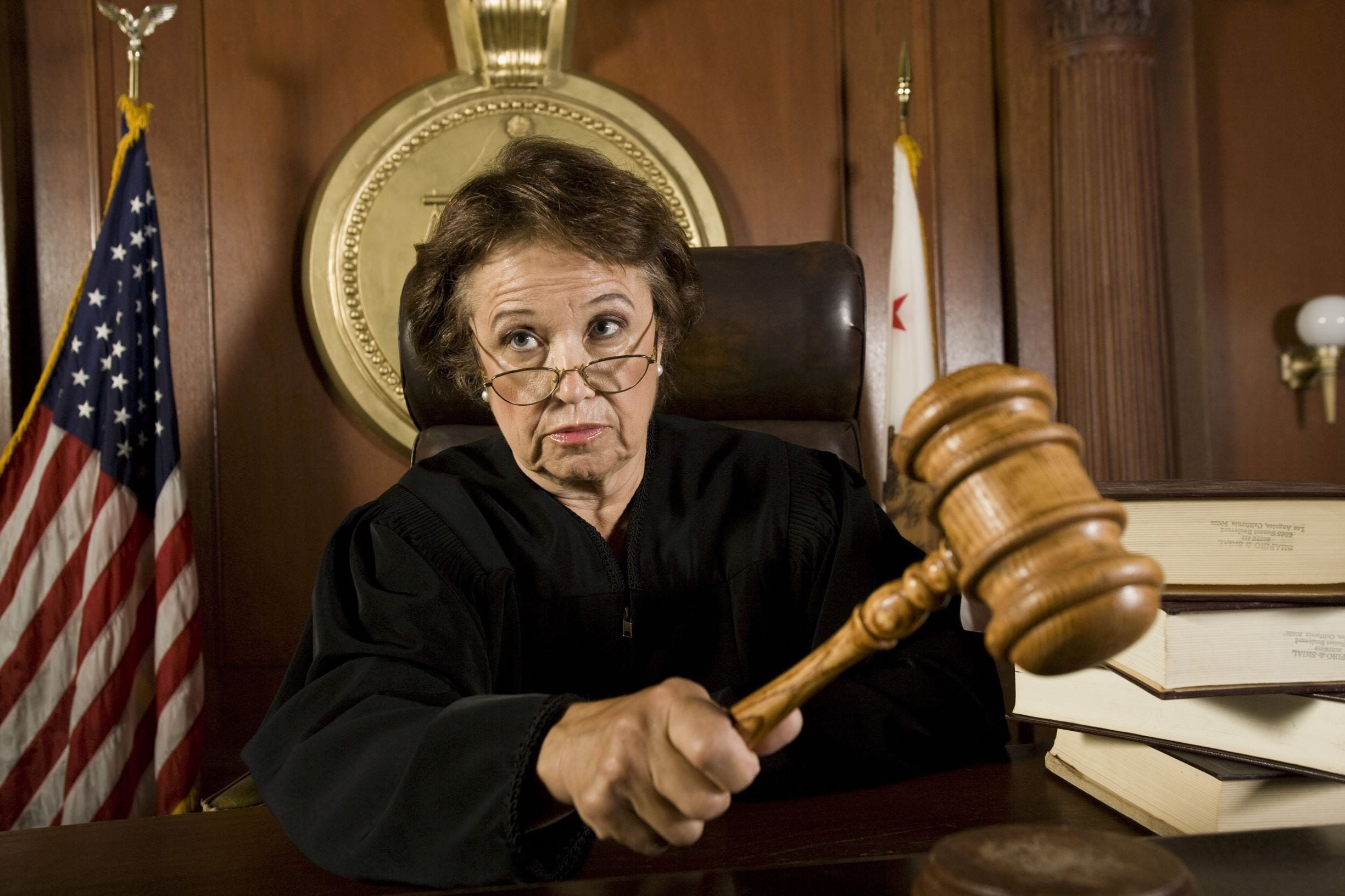 How to Avoid Pissing off a Family Judge in California