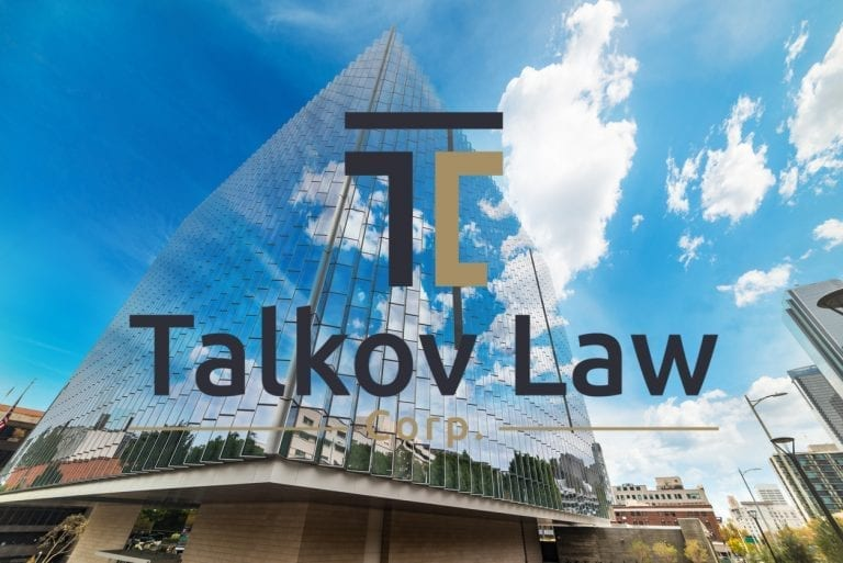 Talkov Law California Attorney