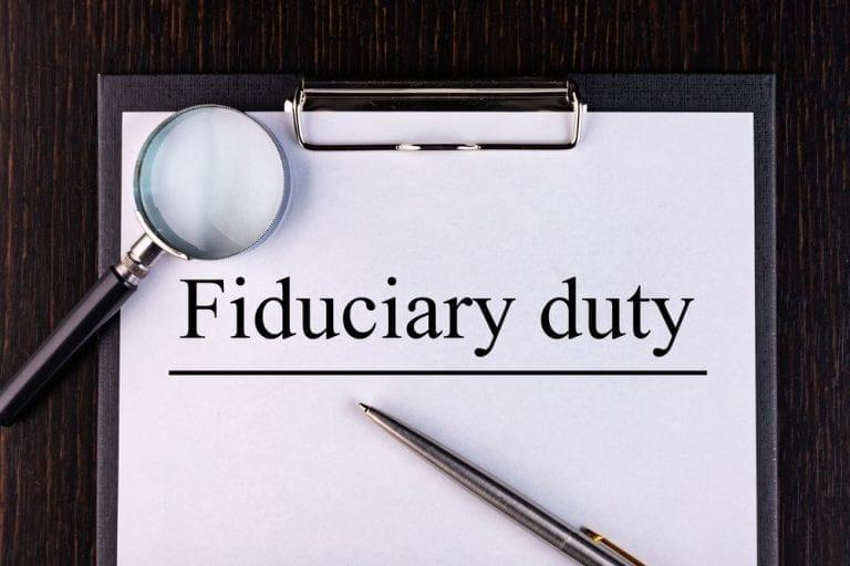 Trustee Fiduciary Duties Trust Estates Probate Attorney California