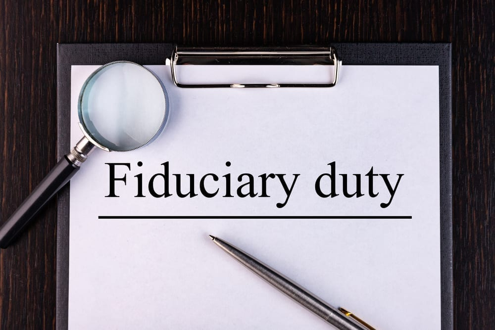 Trustee Fiduciary Duties Trust Estates Probate Attorney California