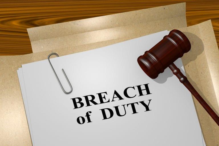 Breach of Duty California Trusts Attorney Lawyer
