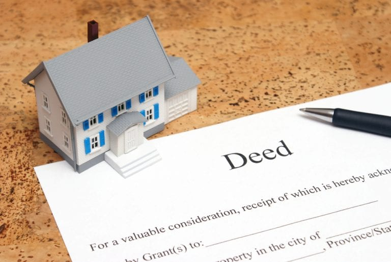 Deed vs. Title Differences Real Estate Attorney California Lawyer