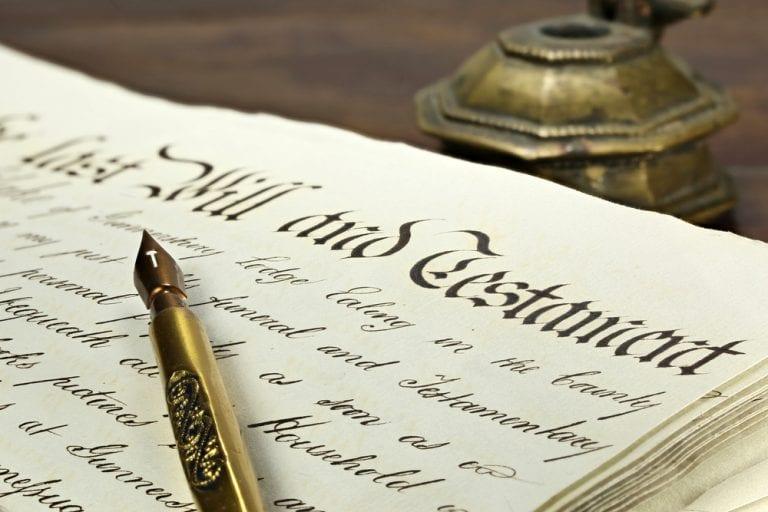WIll Requirements California Probate, Trust, Estate Attorney