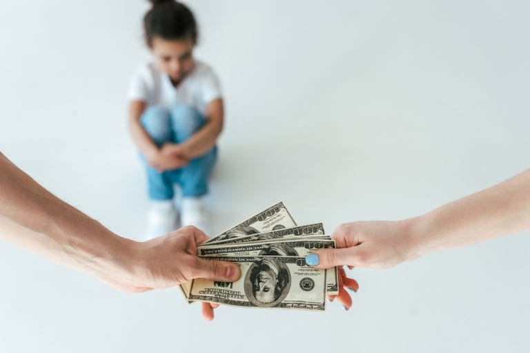 Why Do I Have to Pay Child Support if I Share 50/50 Custody Attorney Lawyer California