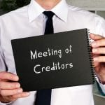 What Happens During a 341 Meeting of Creditors in Bankruptcy?