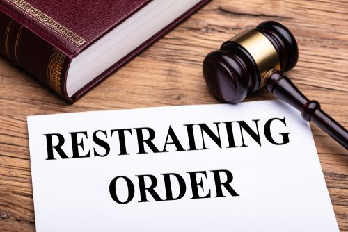 CCP 872.130 Restraining orders and injunctions; bonds; purpose Talkov Law