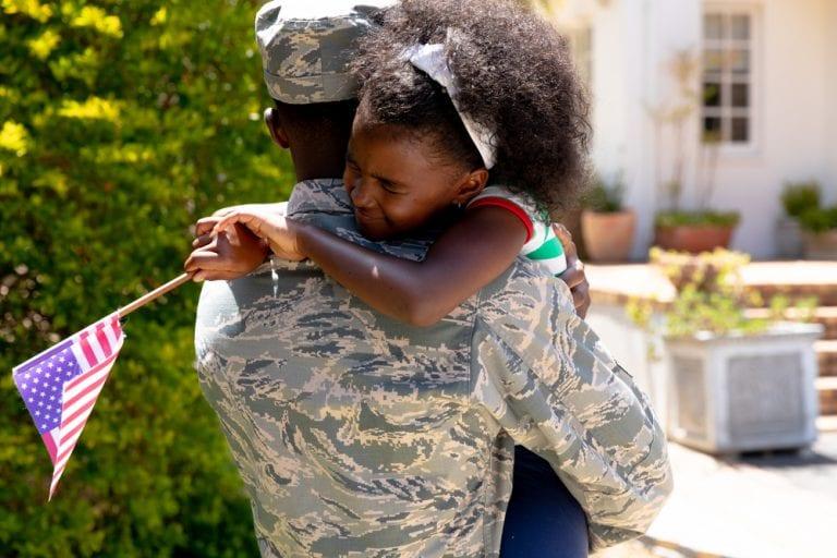 Military Child Custody & Visitation in California